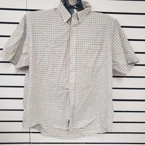 Men's town craft button up shirt